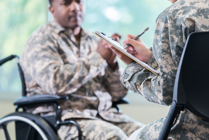 PREPARING FOR A VA COMPENSATION AND PENSION EXAM